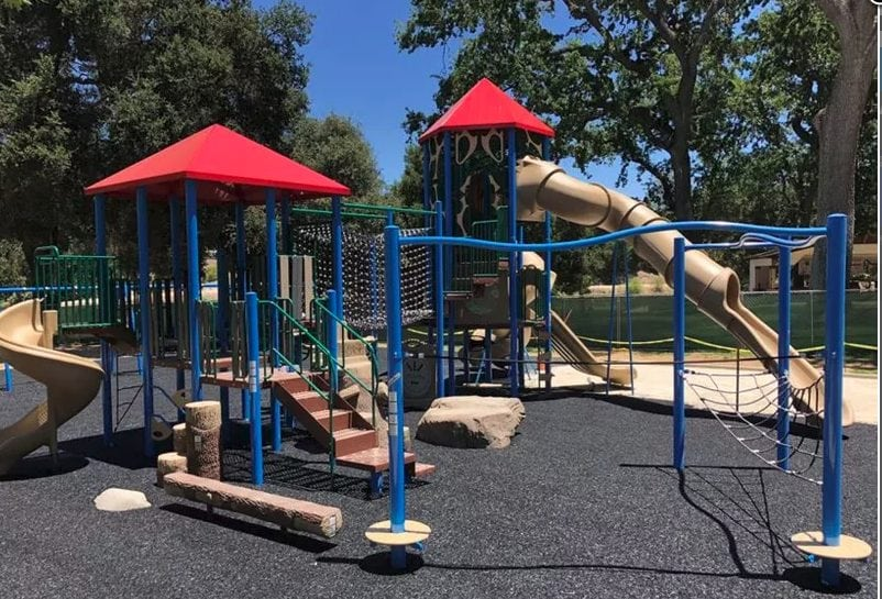 Outdoor playgrounds reopen under new state guidance