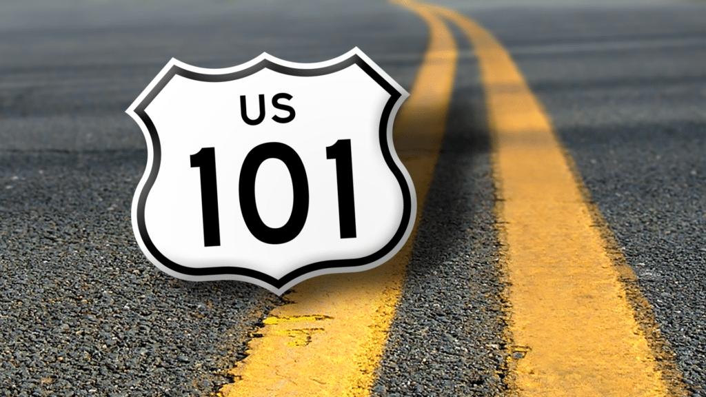 Highway 101 lanes, ramps closing near Milpas, Salinas streets in Santa Barbara