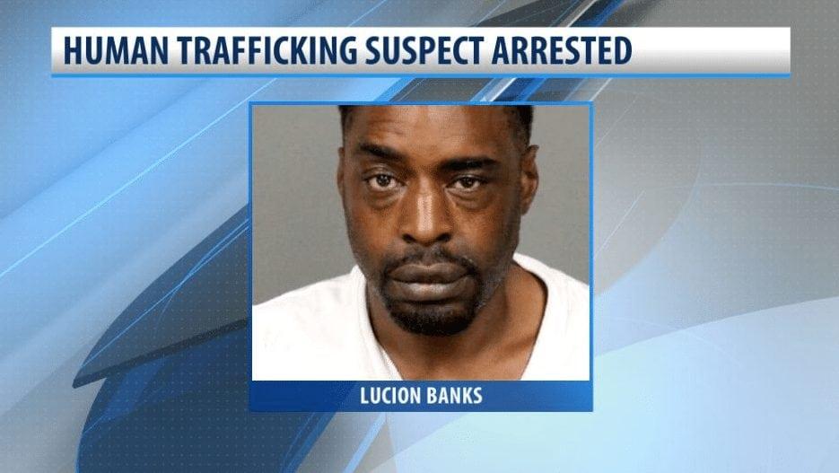 Human trafficking suspect