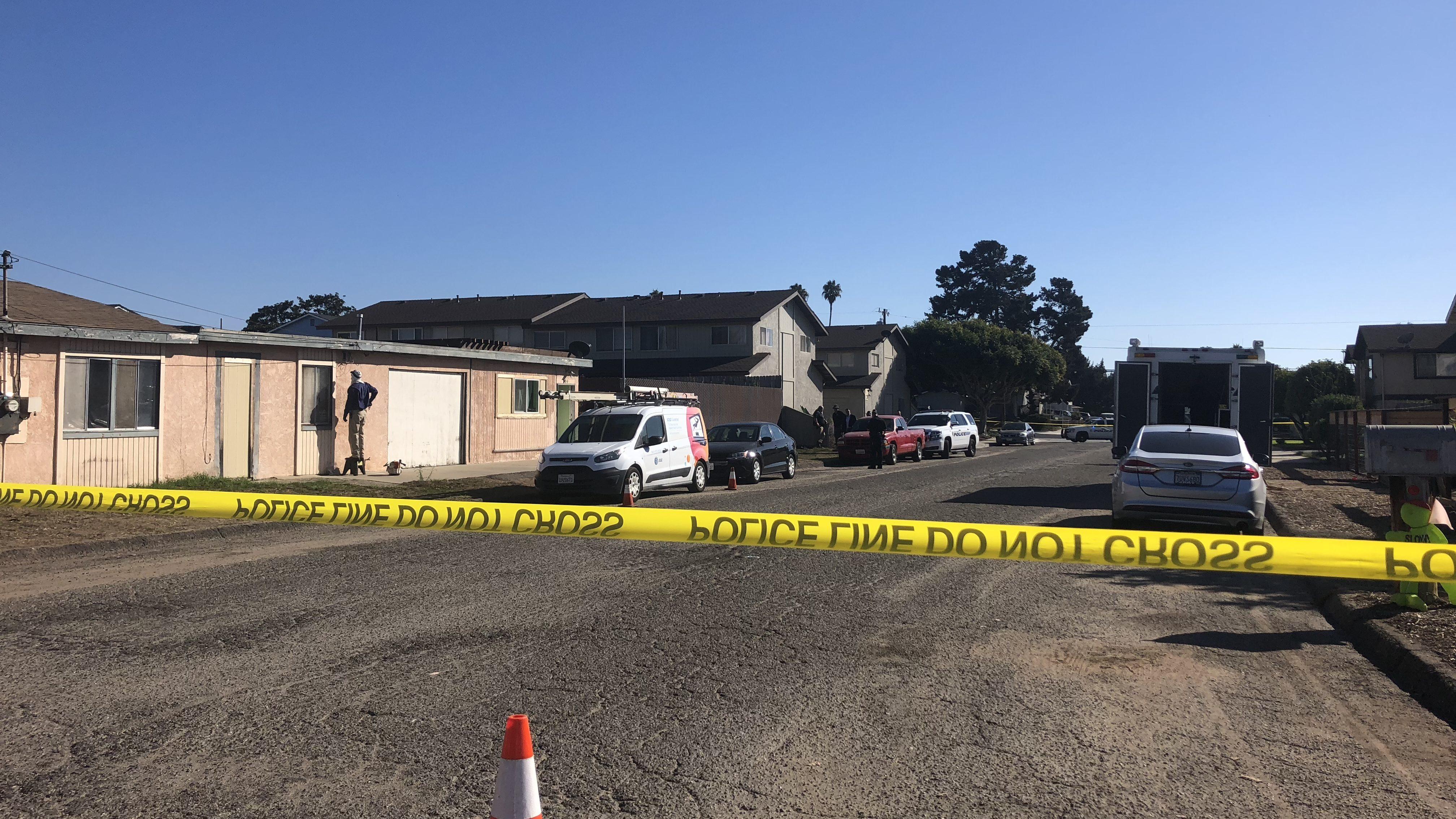 Grover Beach suspicious death