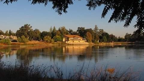 A view of Atascadero Lake last year. (Photo: Cecil Horton)