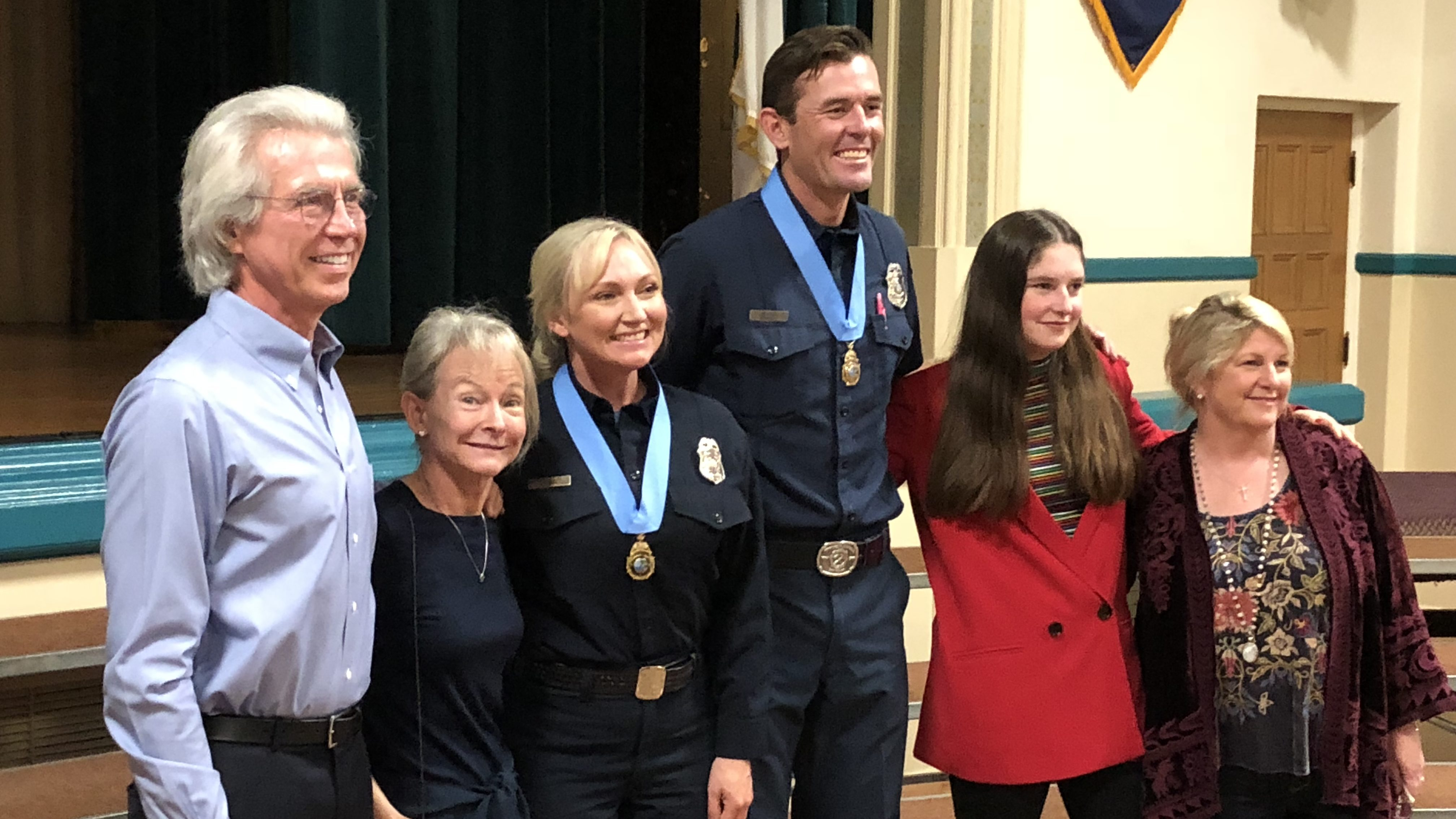 Montecito valor awards