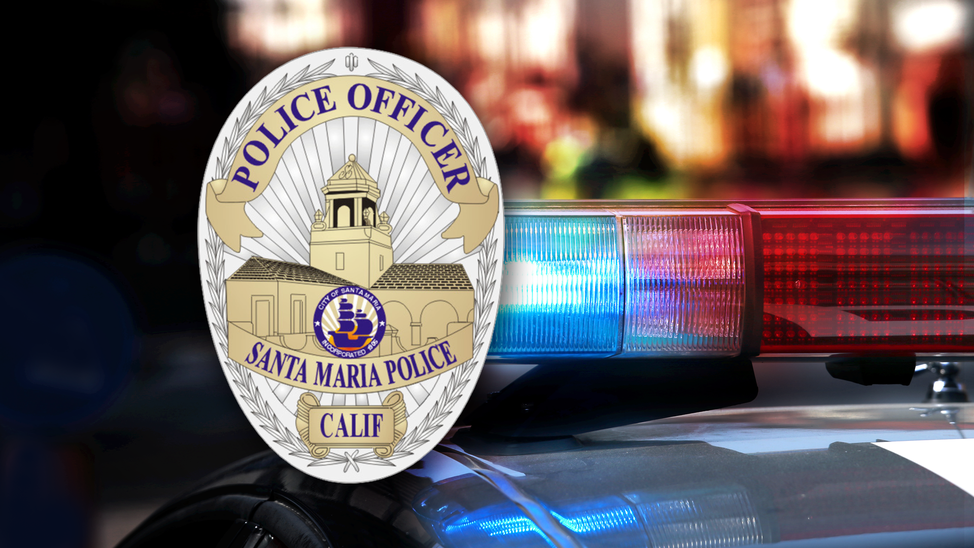 1 detained in connection with Santa Maria bank robbery