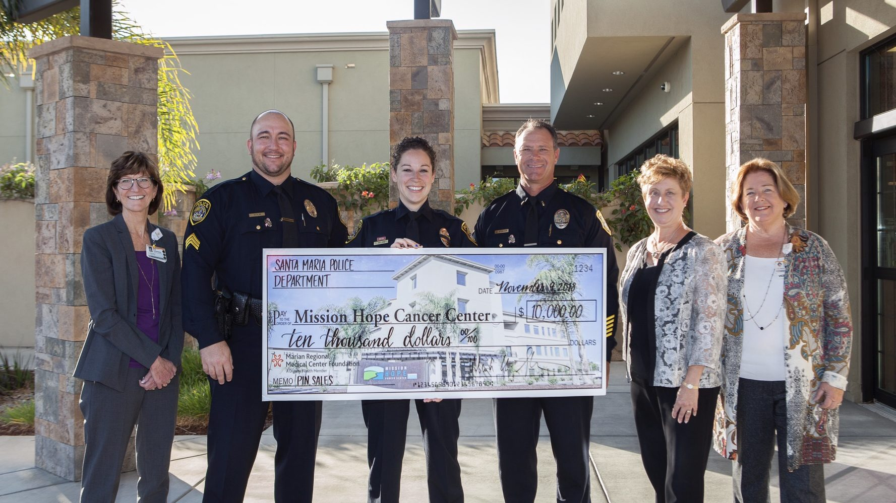 SMPD breast cancer awareness