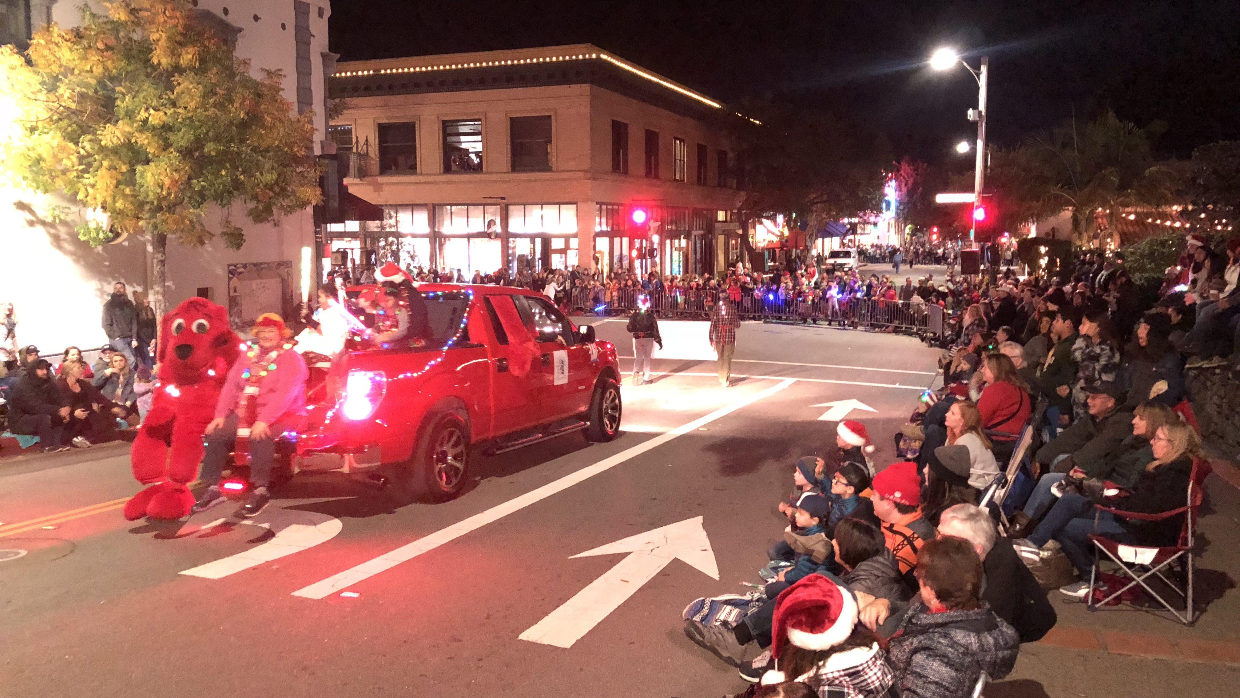 San Luis Obispo Holiday Parade