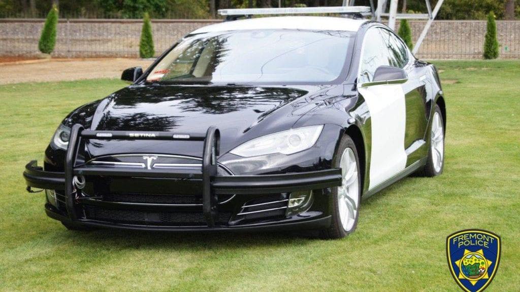 Fremont Tesla