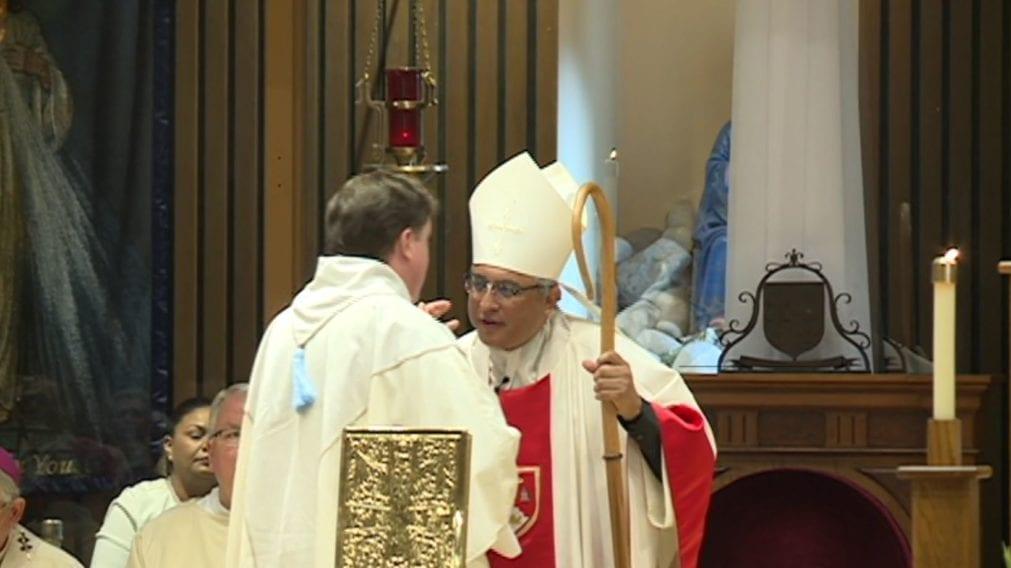 Bishop Daniel Garcia