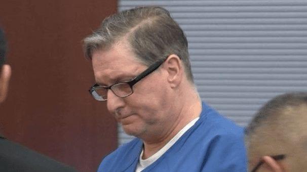 Joseph Hetzel during sentencing Feb. 21. (KSBY photo)