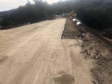 Highway 154 repairs