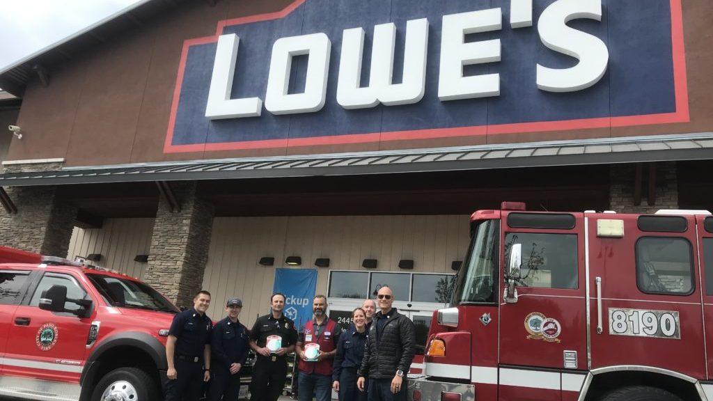 Lowe's smoke detectors