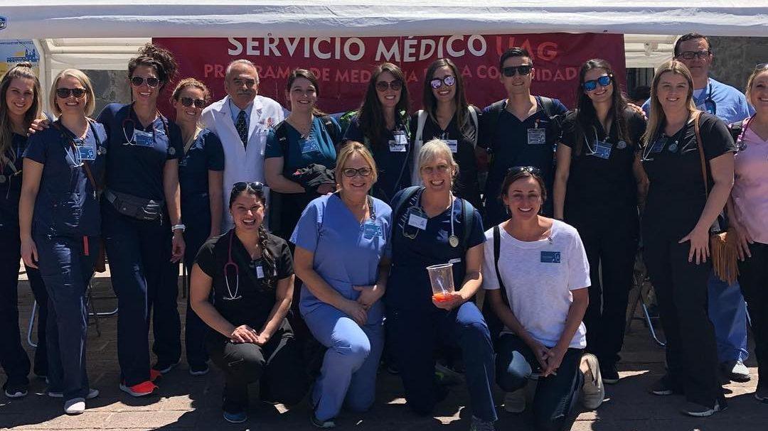 Guadalajara nurses
