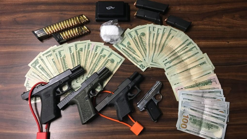 Suspected cocaine dealer arrested