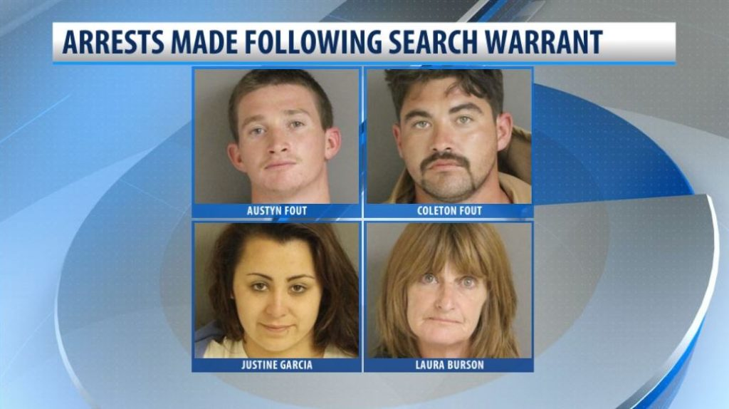 Tanglewood search warrant