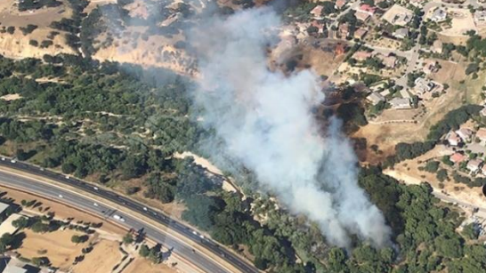 Photo: Paso Robles Fire and Emergency Services