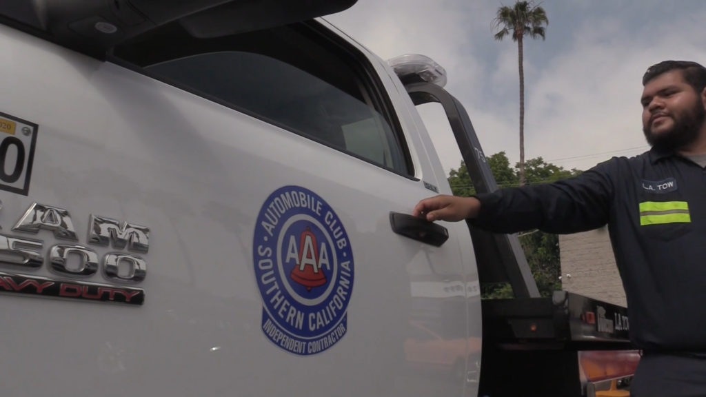 You can use Tipsy Tow as a free ride home, but AAA says you cannot use it as a ride to another drinking establishment.